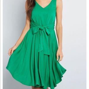 ModCloth Brilliant Motivation Sleeveless Dress NWT